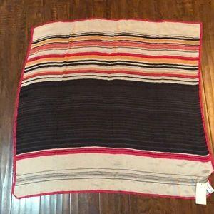 Authentic Giorgio Armani 100% silk scarf